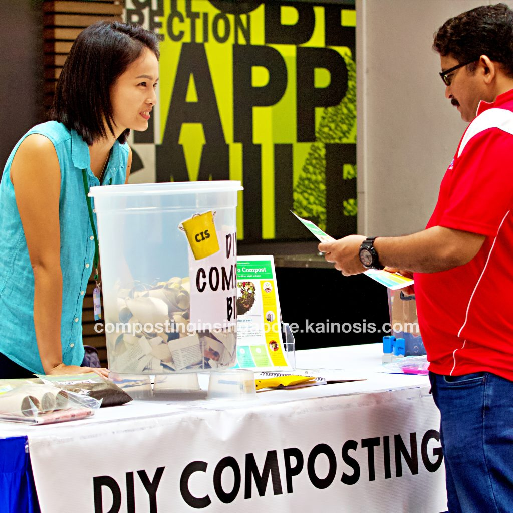 Our friendly facilitators are happy to answer any question and share tips on composting