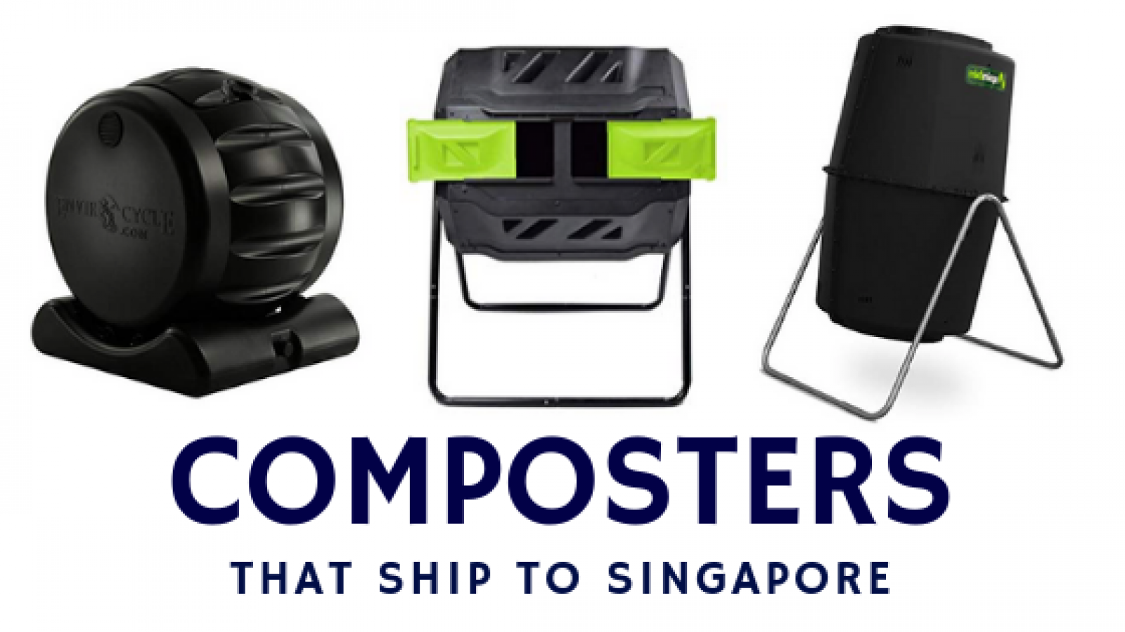 Amazon Composters And Composting Tumblers That Ship To Singapore